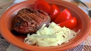 Фото рецепта Быстрый маринованный лук