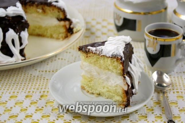Птичье молоко торт в домашних условиях армянский