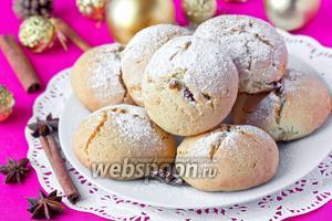 Печенье «Анисовые шары»