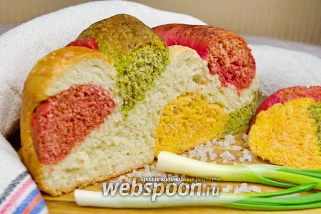 Фото Овощной хлеб