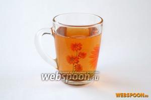 Для согревающего эффекта можно добавить ложку-другую сиропа в свежезаваренный чай. Эффект будет тот же, как и при приготовлении чая со свежим имбирём.