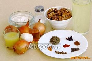 Соус «Сациви» рецепт с фото, как приготовить грузинский соус 72
