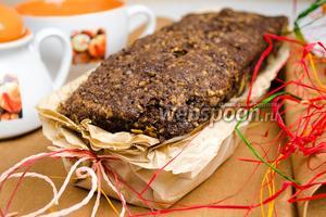 Сметанный кекс с шоколадом
