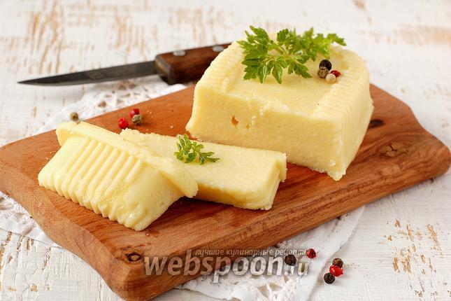 Фото Домашний плавленый сыр