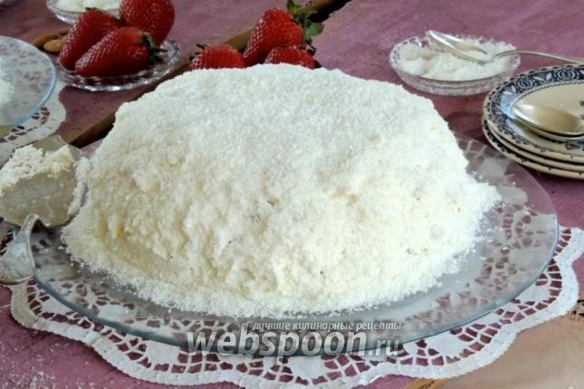 Рецепт торта рафаэлло в домашних условиях