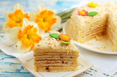 Фото 3 Рецепты новогодних тортов