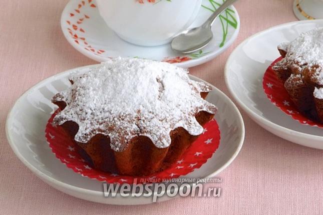 Фото Овсяные кексы