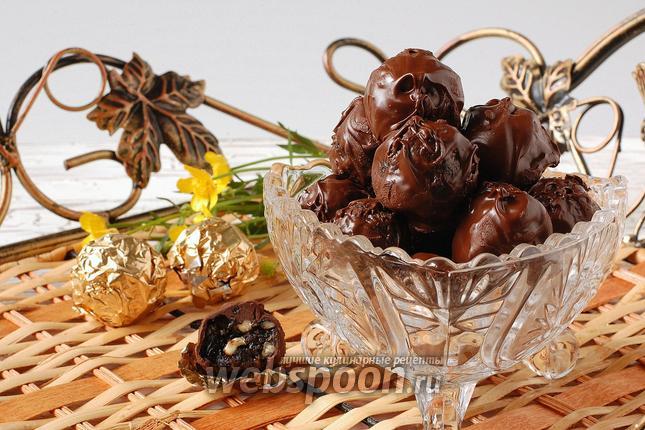 Фото Чернослив в шоколаде