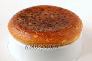 Пирог-суфле готов!
