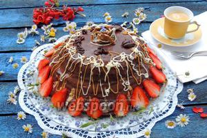 Торт «Французский крепвиль»