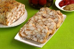 Мясной хлебец «Мраморный»
