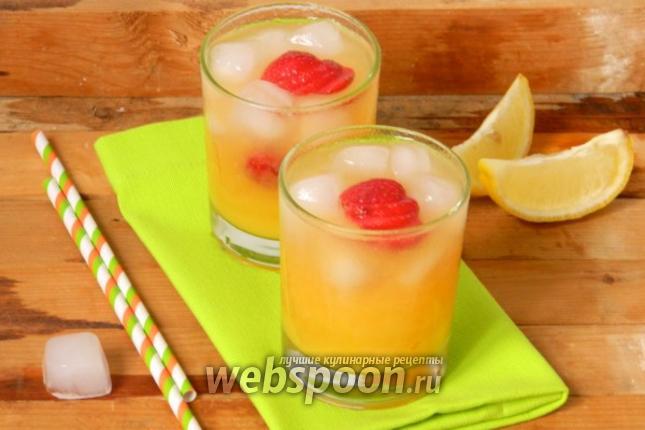 Фото Лимонад из апельсинов Оранжад