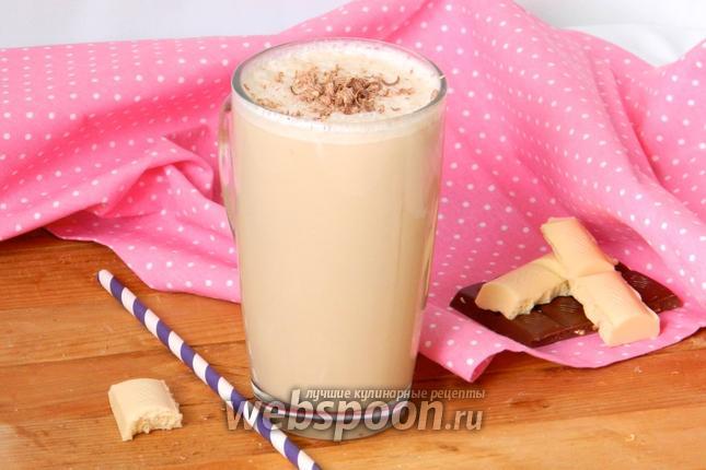 Фото Молочный коктейль с кофе