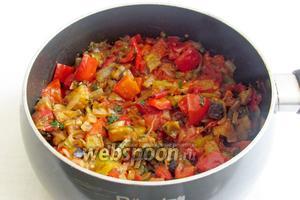 Готовое соте можно есть, как закуску или приготовить гарнир и подавать уже, как второе блюдо.