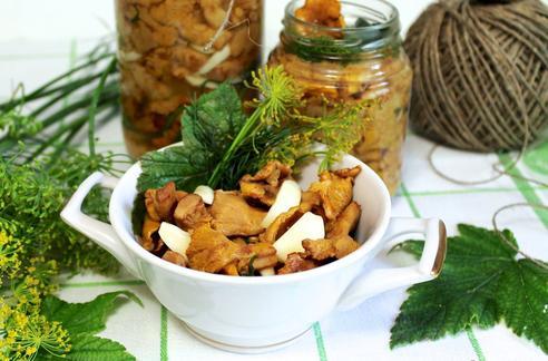 Фото 3 Грибная подборка или что готовить из лесных грибов