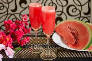 Розовое «шампанское»