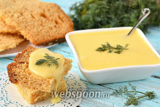 Фото Мягкий плавленый сыр