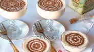 Фото рецепта Творожный десерт «Дуэт»