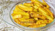 Фото рецепта Картофель фри из духовки