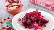 Фото рецепта Салат из свёклы и яблок