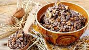 Фото рецепта Кутья из пшеницы
