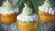 Фото рецепта Лимонные кексы