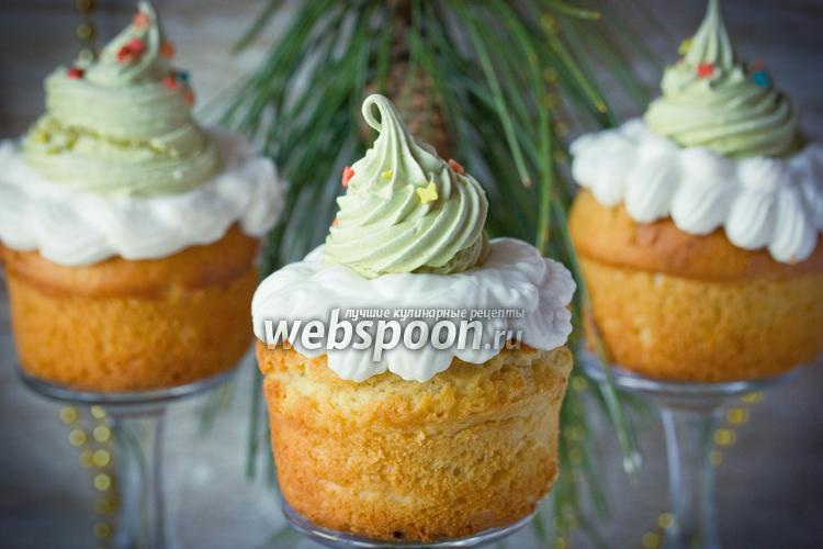 Фото Лимонные кексы