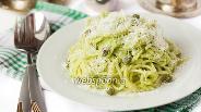 Фото рецепта Спагетти с авокадо