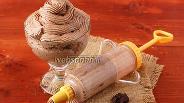 Фото рецепта Заварной шоколадно-масляный крем