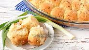Фото рецепта Капустные булочки