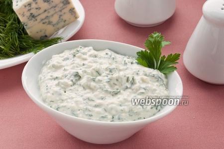 Соус с сыром Дор блю