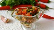 Фото рецепта Соус «Пико де Гайо»