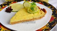Фото рецепта Лаймовый пирог