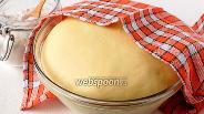 Фото рецепта Сдобное дрожжевое тесто
