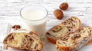 Фото рецепта Ореховая косичка