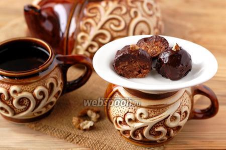 Пирожное «Буковинский орех»