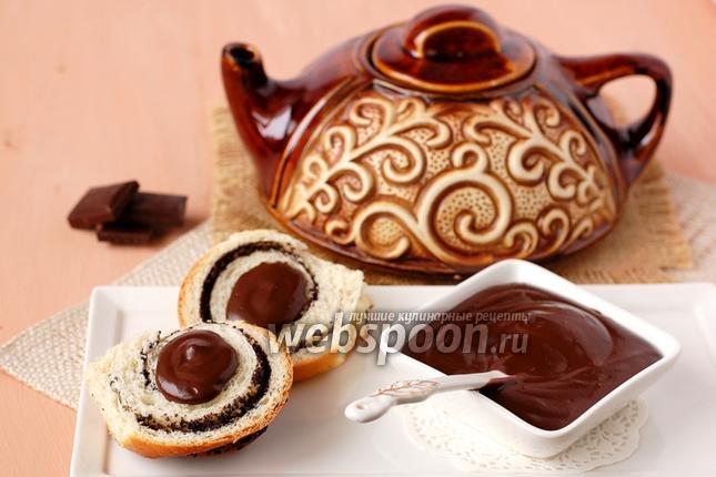 Фото Шоколадно-кофейная паста