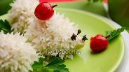Фото рецепта Тефтели ёжики с рисом