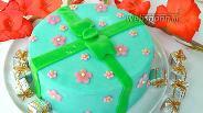 Фото рецепта Торт «Подарок»
