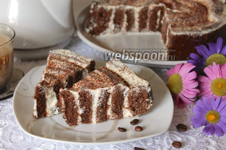 Фото Шоколадный торт «Нежность»