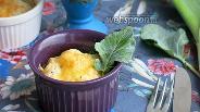 Фото рецепта Филе индейки с кольраби и пореем