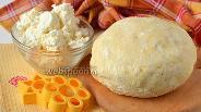 Фото рецепта Песочное тесто с творогом