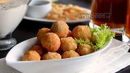 Фото рецепта Сырные шарики