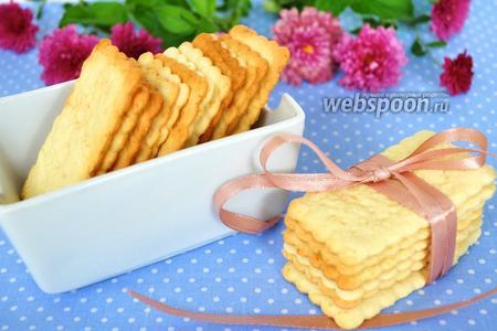 Галетное печенье «Мария»