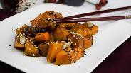 Фото рецепта Пряная печёная тыква