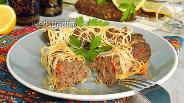 Фото рецепта Кебаб в копчёном сулунгуни