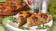 Фото рецепта Пирог с фрикадельками