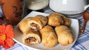 Фото рецепта Рогалики с медовым ароматом