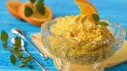 Фото рецепта Апельсиновый крем