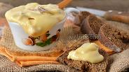 Фото рецепта Мягкий плавленый сыр с грибами